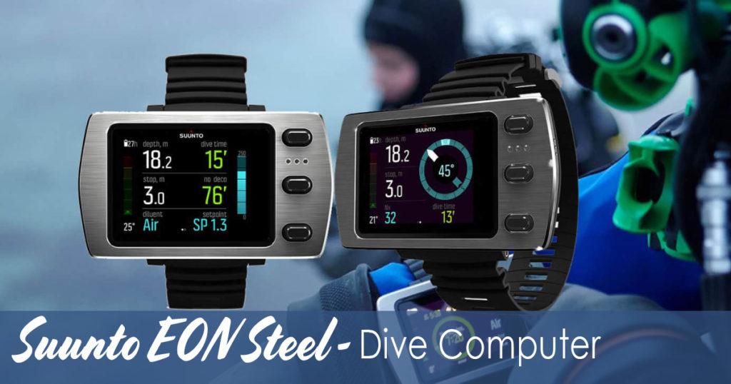 Suunto EON Steel - Dive Computer
