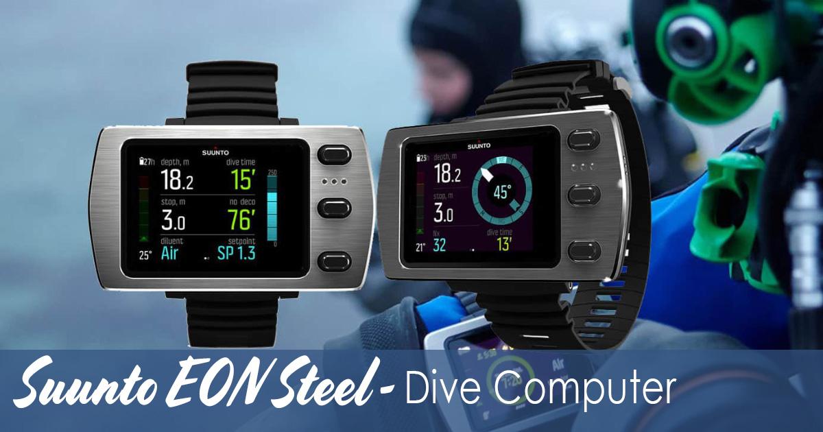 Suunto EON Steel – Dive Computer