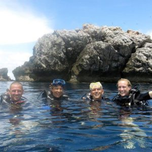 Tauchausflug mit Member Diving