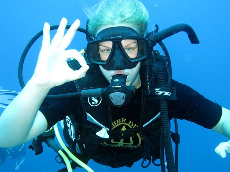 Open Water Diver Dive Course