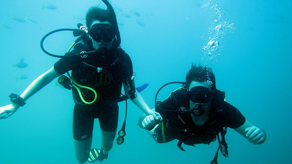 Schnuppertauchen mit Member Diving