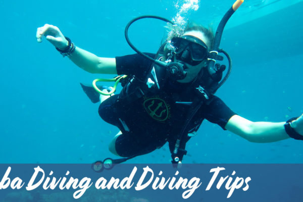Scuba Diving and Diving Trips