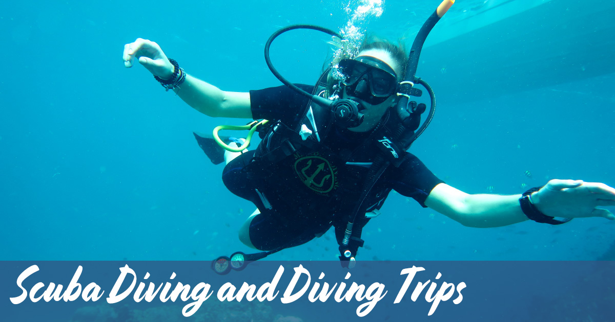 Scuba Diving and Diving Trips with Member Diving