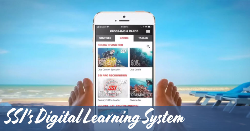 SSI's Digital Learning System